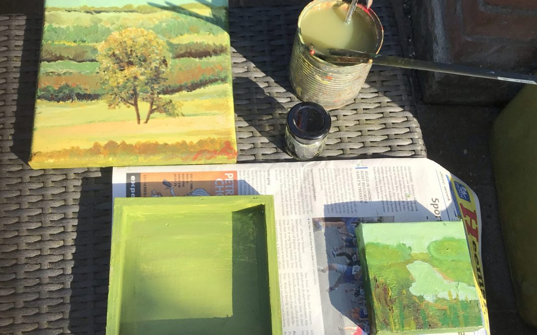 10 tips to find your painting flow again