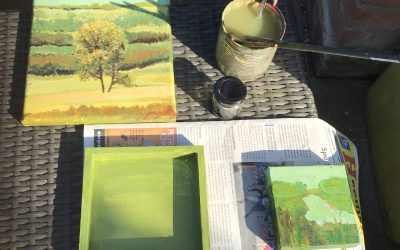 10 Tips To fnd your painting flow again