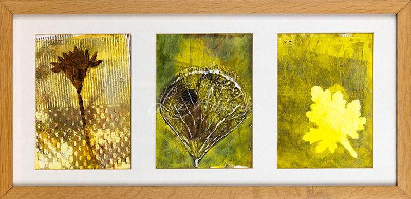 Botanical prints series